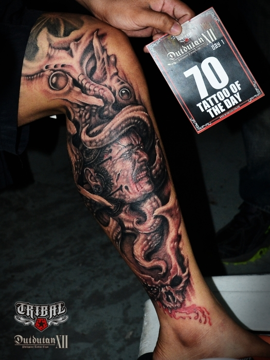 Tribal Gear Dutdutan Tattoo Festival 2012 Tattoo Contest Photo Gallery
