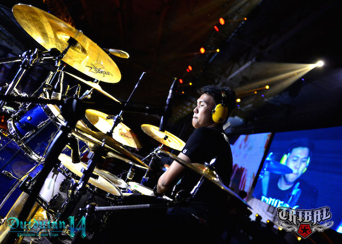Tribal Gear Dutdutan Tattoo Festival 2014 Drum Duel Photo Gallery