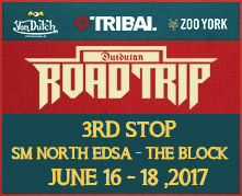 Dutdutan Roadtrip 2017